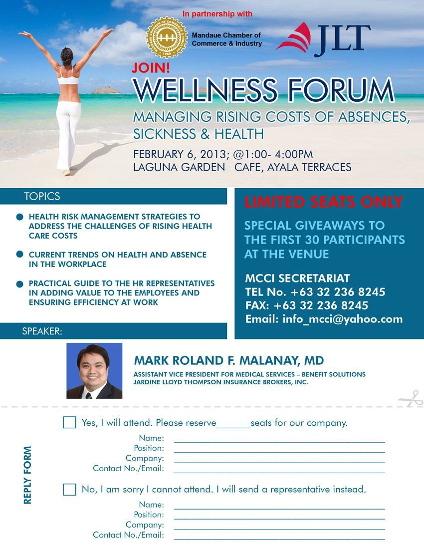 Wellness Forum flyer -final