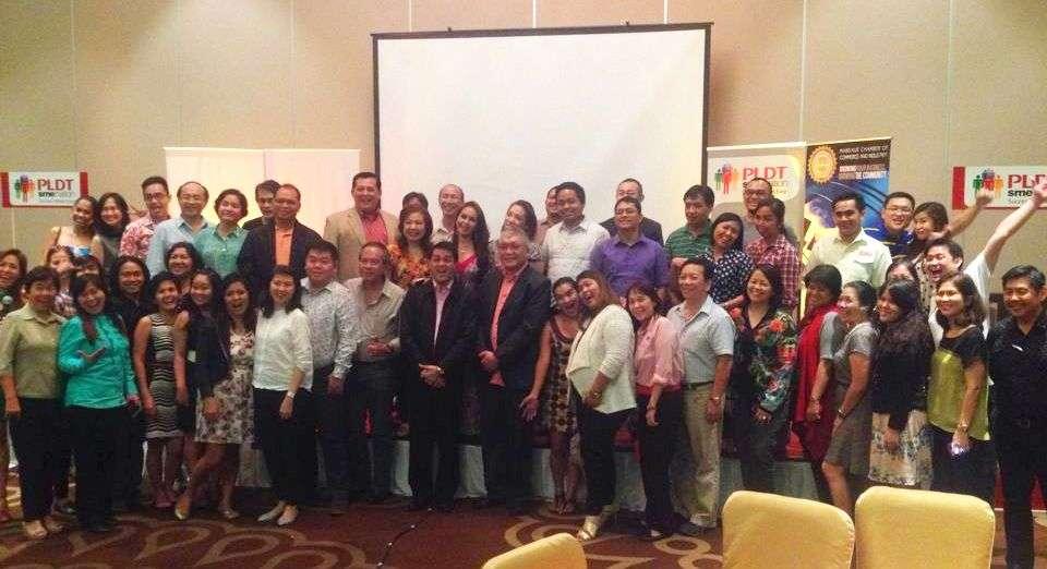 PLDT Event on Feng Shui with Maritess Allen