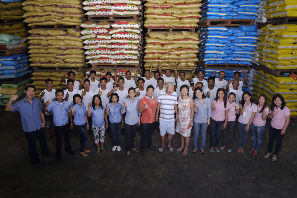 Atlas Corn Mill Corporation team
