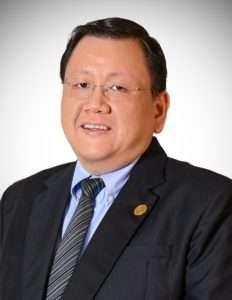 President Steven Yu