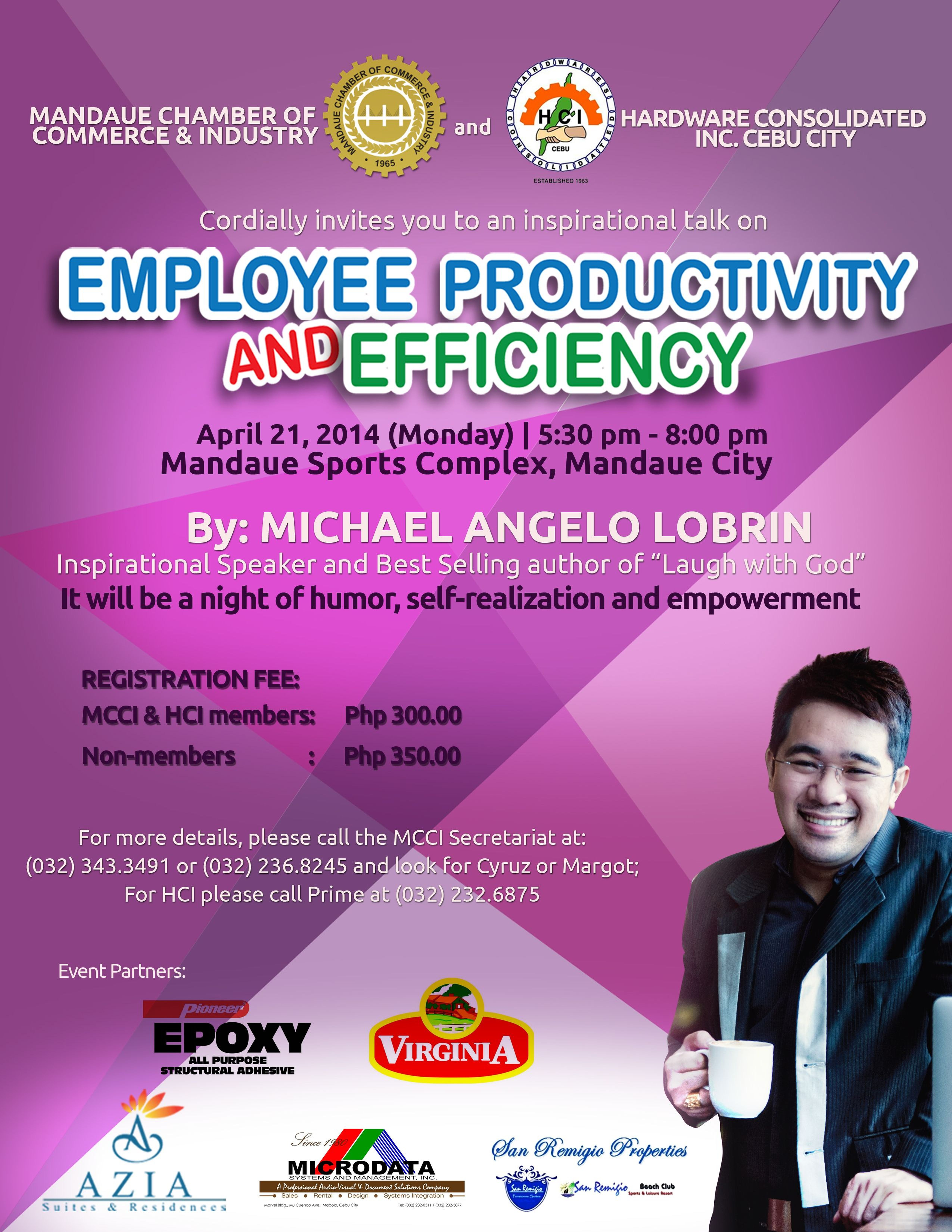 Employee Productivity and Efficiency