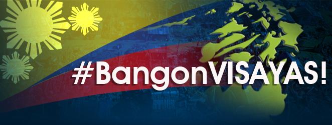 #BangonVISAYAS!