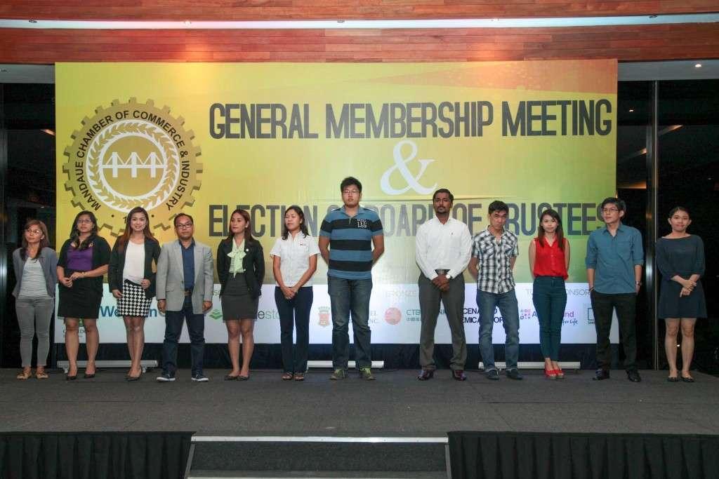 MCCI New Members