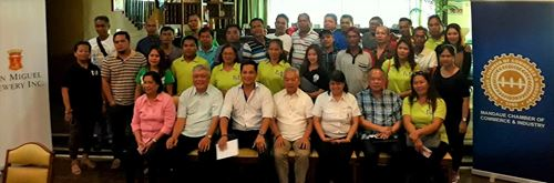Mandaue Chamber Men in Business San Miguel Brewery