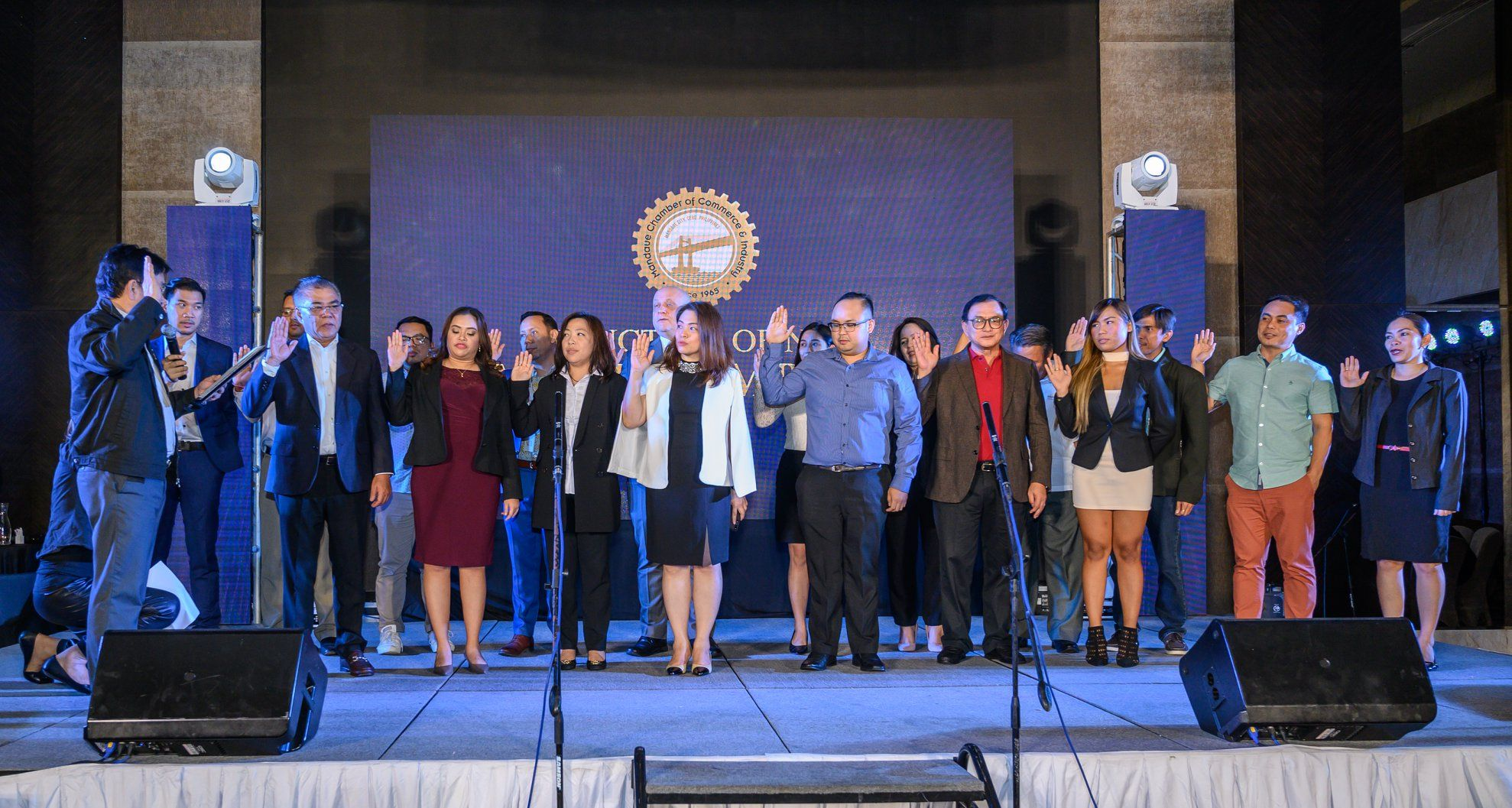 24 new members welcomed in MCCI family